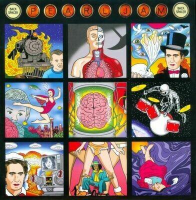 Pearl Jam - Backspacer [LP]
