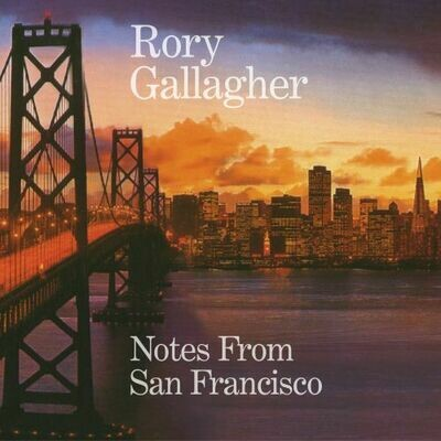 Rory Gallagher - Notes From San Francisco [LP]