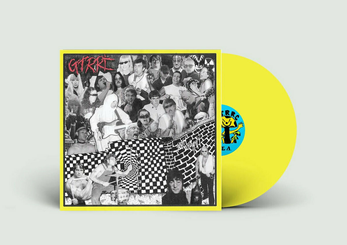 Various - GTRRC: 20 Cover Tracks From Rock N Rolls Most Demented [LP]