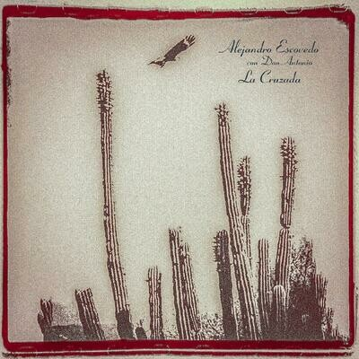 Alejandro Escovedo - La Cruzada (Red/White/Green) [2LP]