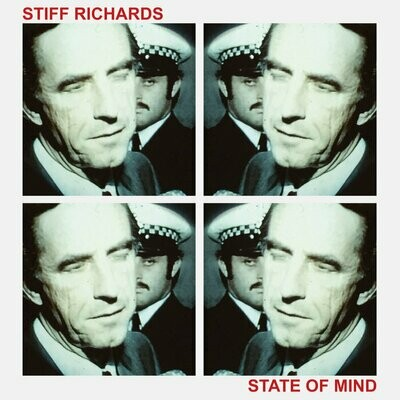 Stiff Richards - State Of Mind [LP]