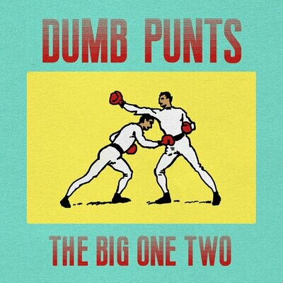 Dumb Punts - The Big One Two [LP]