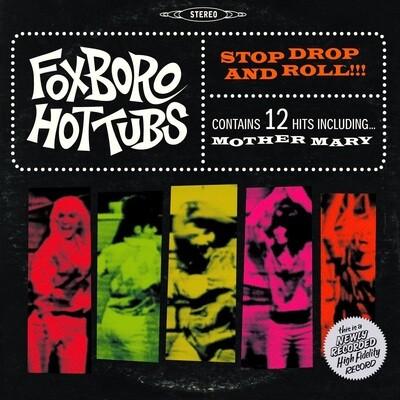 Foxboro Hot Tubs - Stop Drop & Roll!!! (Green) [LP]