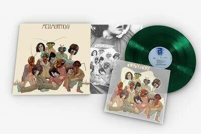 The Rolling Stones - Metamorphosis UK (Hunter Green) [LP+Iron On]