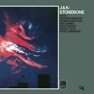 J.J. Johnson & Kai Winding - Stonebone (Red) [LP]