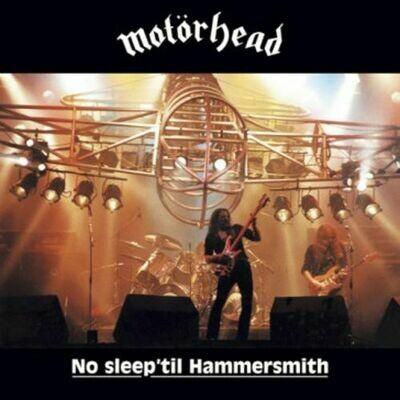 Motörhead - No Sleep 'til Hammersmith [LP]