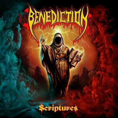 Benediction - Scriptures [2LP]