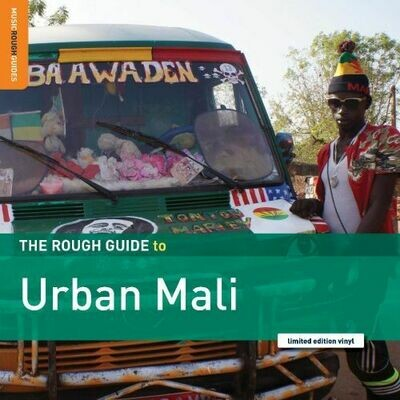 Various - Rough Guide To Urban Mali [LP]