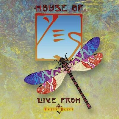 Yes - Live From House Of Blues [3LP+2CD]