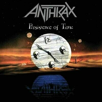 Anthrax - Persistence Of Time (Deluxe) [4LP]