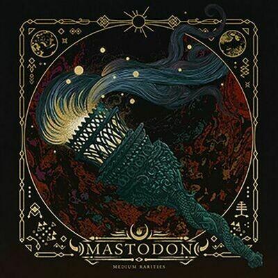 Mastodon - Medium Rarities (Pink) [2LP]