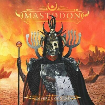 Mastodon - Emperor Of Sand [2LP]