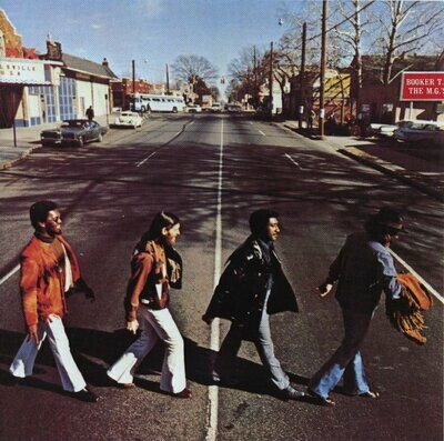 Booker T. & The M.G.'s - McLemore Ave [LP]