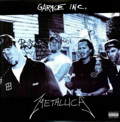 Metallica - Garage Inc. [3LP]