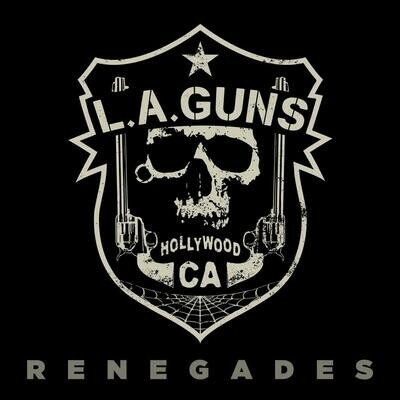 L.A. Guns - Renegades (Purple) [LP]