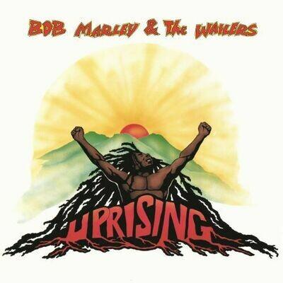 Bob Marley & The Wailers - Uprising [LP]