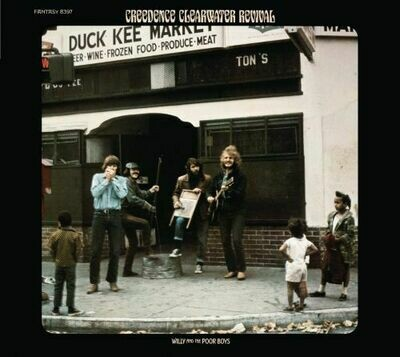 Creedence Clearwater Revival - Willy And The Poor Boys [LP]