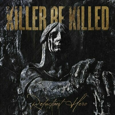 Killer Be Killed - Reluctant Hero (Wht/Gold Splatter) [2LP]
