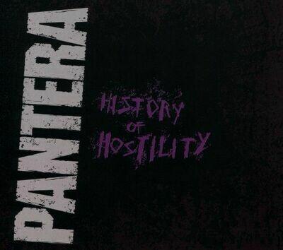 Pantera - History Of Hostility (Silver) [LP]