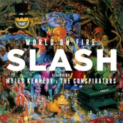 Slash - World On Fire [2LP]