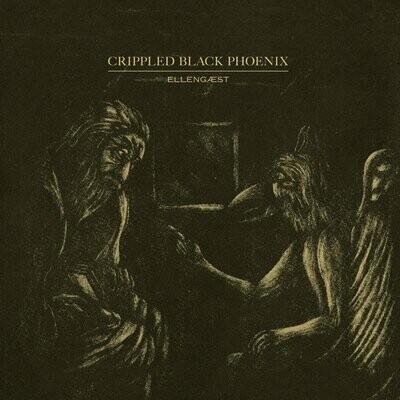 Crippled Black Phoenix - Ellengaest (Trans. Red) [2LP]