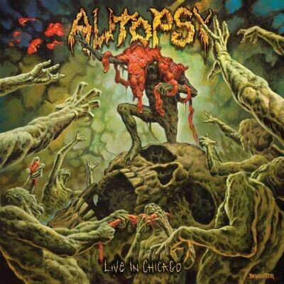 Autopsy - Live In Chicago [2LP]