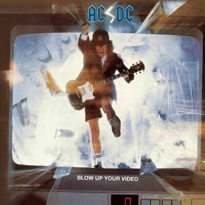 AC/DC - Blow Up Your Video [LP]