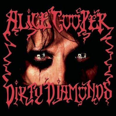 Alice Cooper - Dirty Diamonds [LP]