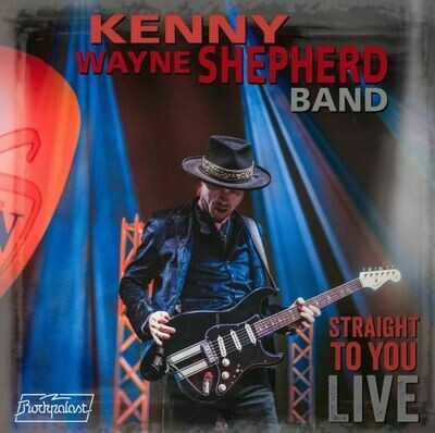 Kenny Wayne Shepherd - Straight To You:Live (Red)[2LP]
