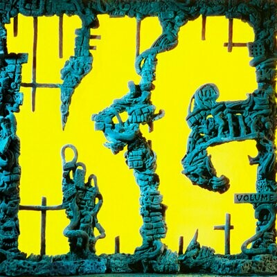 King Gizzard & The Lizard Wizard - K.G. (Eco Wax) [LP]