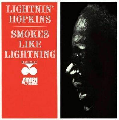 Lightnin' Hopkins - Smokes Like Lightning [LP]