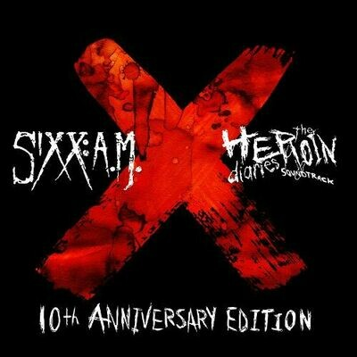 Sixx AM - The Heroin Diaries Soundtrack (10th Anniversary) [2LP]