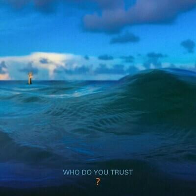 Papa Roach - Who Do You Trust? (Blue) [LP]