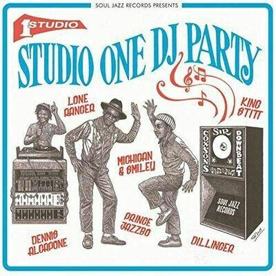 Various: Soul Jazz Presents - Studio One DJ Party [2LP]