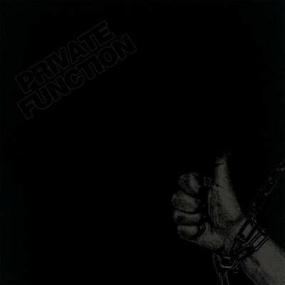 Private Function - St. Anger (Black Cover, Cheeto) [LP]