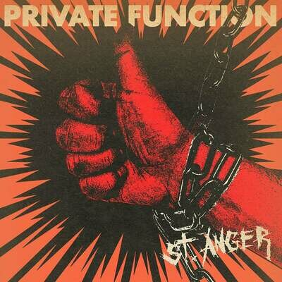 Private Function - St. Anger (Cheeto) [LP]