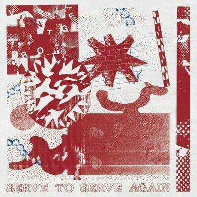 Vintage Crop - Serve To Serve Again (UK Press) [LP]