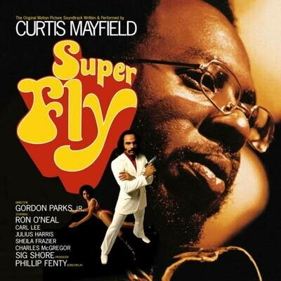 Curtis Mayfield - Superfly (Opaque) [LP]