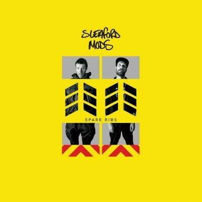 Sleaford Mods - Spare Ribs (Green) [LP]