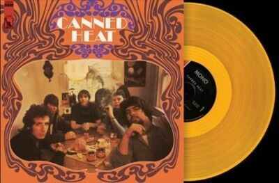 Canned Heat - Canned Heat (Coloured) [LP]