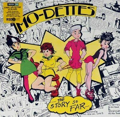Mo-Dettes - Story So Far [LP]