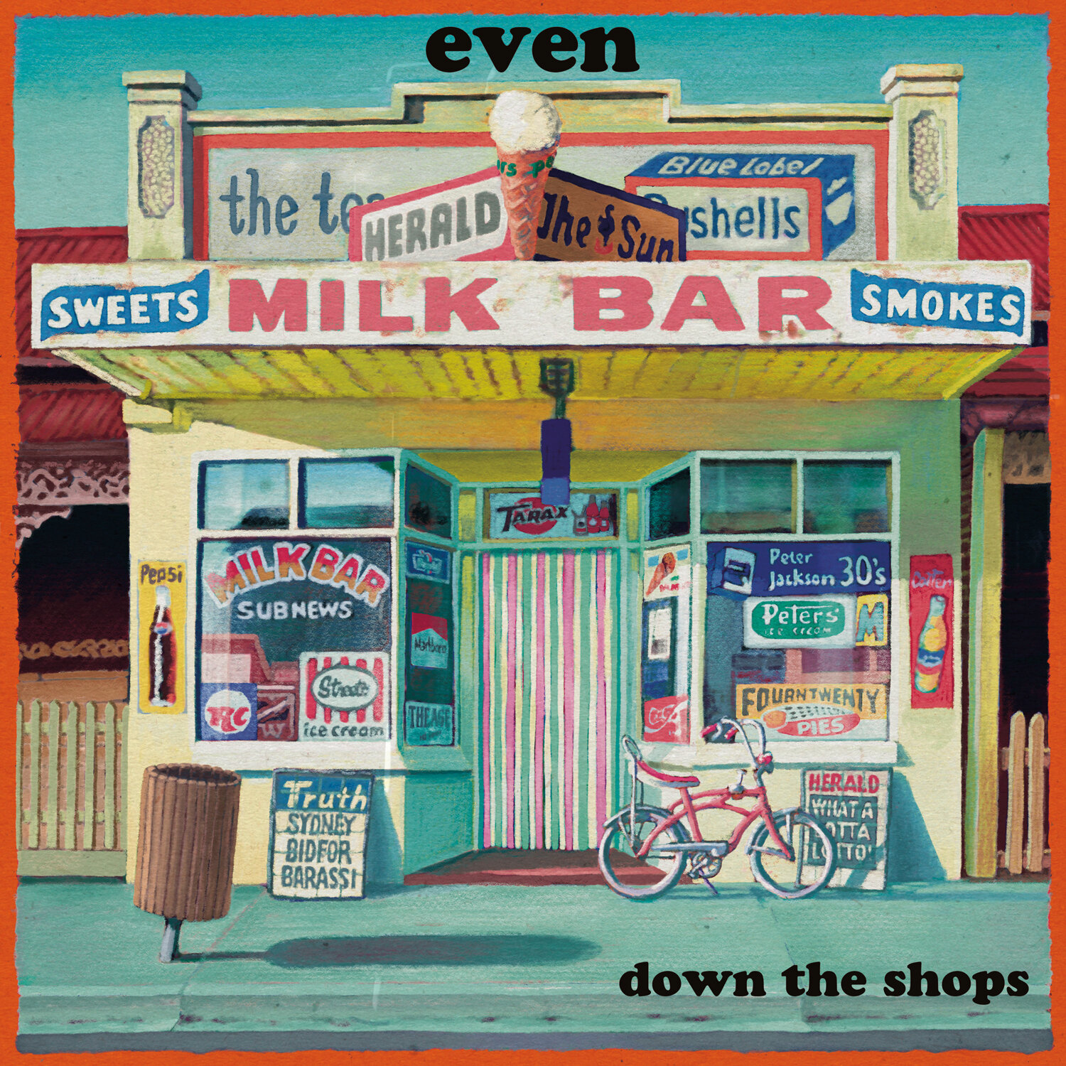 Even - Down The Shops [LP]