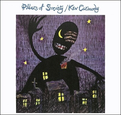 Kev Carmody - Pillars Of Society [LP]
