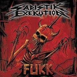Sadistik Exekution – Fukk (Red) [LP]