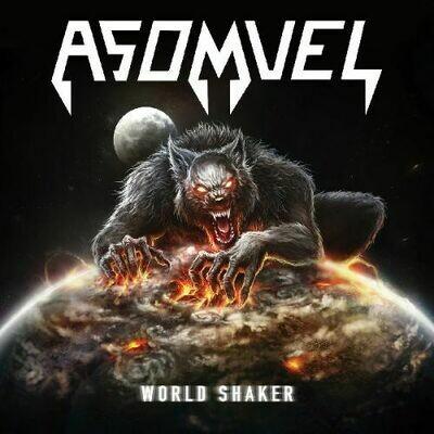 Asomvel - World Shaker [LP]