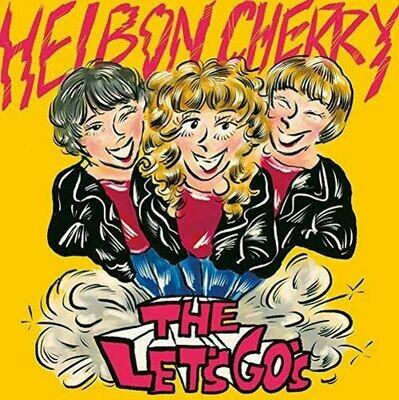 The Let's Go's - Heibon Cherry [LP]