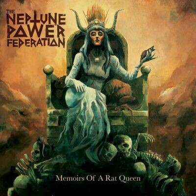 The Neptune Power Federation - Memoirs Of A Rat Queen [LP]