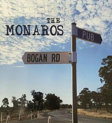 The Monaros – Bogan Rd (Red) [LP]