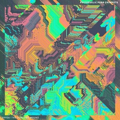 Psychedelic Porn Crumpets - Shyga! The Sunlight Mound (Swirl) [LP]