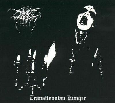Darkthrone - Transilvanian Hunger [LP]
